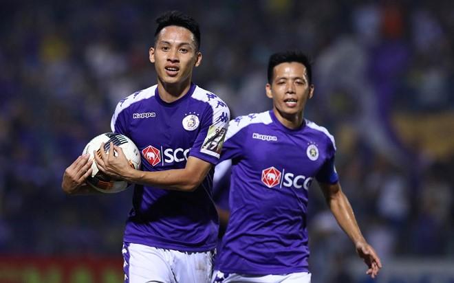 HLV Hà Nội FC tiết lộ lý do Quang Hải vắng mặt trong trận đối đầu với Sài Gòn FC - Ảnh 1