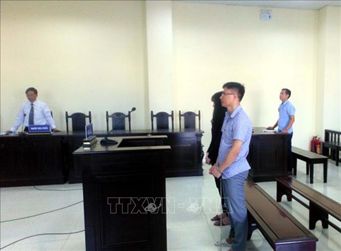 Thanh Hóa: Xét xử 2 đối tượng giả danh nhà báo, tống tiền doanh nghiệp - Ảnh 1