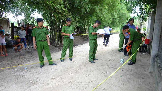 Án mạng kinh hoàng ở Tây Ninh: 3 người trong gia đình thương vong với nhiều vết máu - Ảnh 1