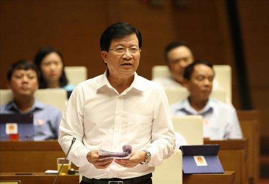 Phó Thủ tướng yêu cầu xử lý dứt điểm vi phạm trật tự xây dựng tại nhà 8B Lê Trực, khu HH Linh Đàm - Ảnh 1