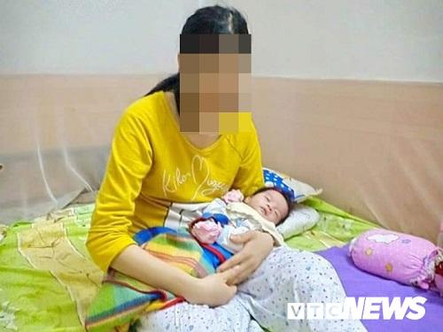 Điều tra nghi vấn thiếu nữ thiểu năng trí tuệ sinh con vì bị gã hàng xóm hiếp dâm ở Thái Bình - Ảnh 1