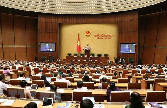 Quốc hội thảo luận Công ước số 98 của Tổ chức Lao động quốc tế - Ảnh 1