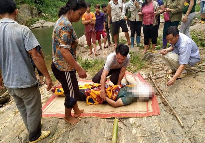 Yên Bái: Phát hiện thi thể người đàn ông bên bờ suối, nghi do giật điện khi đi kích cá - Ảnh 1