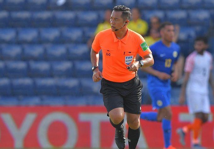 Trọng tài Thái Lan bắt trận chung kết King Cup's 2019 Việt Nam- Curacao: