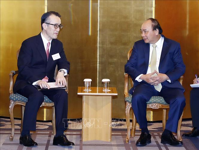 Thủ tướng Nguyễn Xuân Phúc đến Tokyo, bắt đầu chuyến thăm Nhật Bản - Ảnh 5