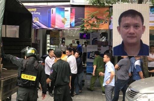 Khởi tố thêm tội danh rửa tiền đối với ông chủ Nhật Cường Mobile Bùi Quang Huy - Ảnh 1