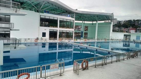 Quảng Ninh: Đi bơi ở Cung văn hóa thiếu nhi, nam sinh đuối nước tử vong thương tâm - Ảnh 1