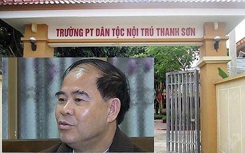 Nguyên hiệu trưởng bị truy tố dâm ô hàng loạt nam sinh ở Phú Thọ được tại ngoại - Ảnh 1