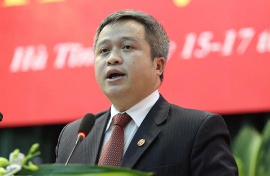 Ông Trần Tiến Hưng đắc cử Chủ tịch UBND tỉnh Hà Tĩnh - Ảnh 1