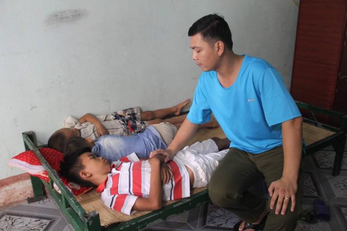 Sự thật bất ngờ phía sau thông tin 3 anh em bị bắt cóc ở Nghệ An - Ảnh 1