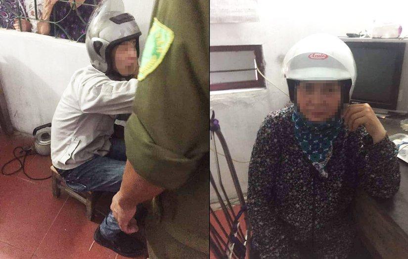 Nam Định: Người dân bắt giữ 2 đối tượng nghi lừa đảo ở chợ - Ảnh 1