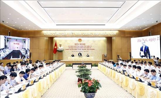 Thủ tướng: Chính phủ điện tử phải lấy sự thuận tiện, hài lòng của người dân làm mục tiêu - Ảnh 3