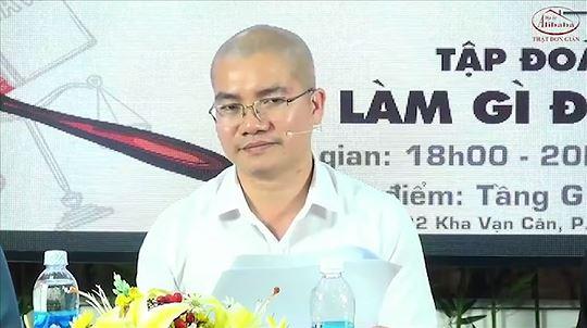 Sở TT-TT Bà Rịa-Vũng Tàu mời CEO địa ốc Alibaba làm việc về những phát ngôn miệt thị cán bộ - Ảnh 1