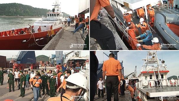 Đã xác định được danh tính 3 thuyền viên trong vụ chìm tàu cá gần đảo Bạch Long Vĩ - Ảnh 1