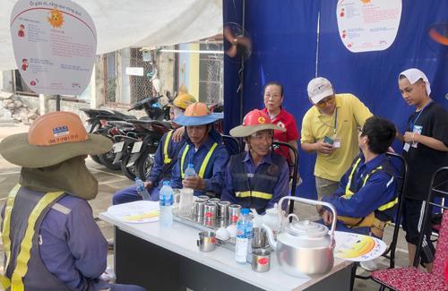 Một số phường trên địa bàn TP. Hà Nội sẽ có điểm tránh nóng miễn phí cho người dân - Ảnh 1