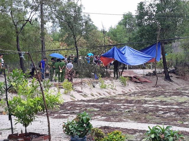 Nam thanh niên đâm chết thiếu nữ 16 tuổi rồi tự sát ở Quảng Trị vì bị cấm cản yêu đương - Ảnh 1