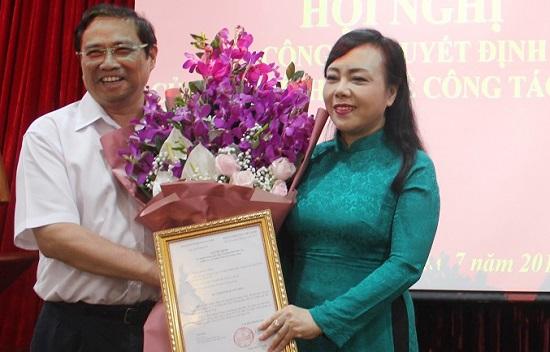 Bộ trưởng Y tế Nguyễn Thị Kim Tiến nhận thêm nhiệm vụ - Ảnh 1
