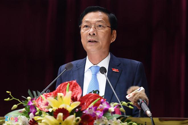 Ông Nguyễn Văn Đọc xin thôi chức Chủ tịch HĐND tỉnh Quảng Ninh - Ảnh 1