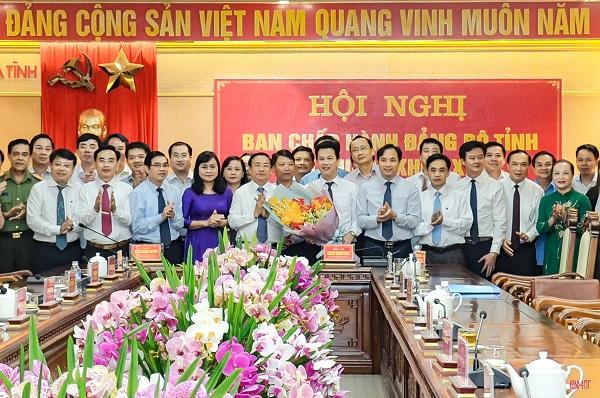 Phó Bí thư, Chủ tịch Hà Tĩnh Đặng Quốc Khánh nhận nhiệm vụ mới tại Hà Giang - Ảnh 1