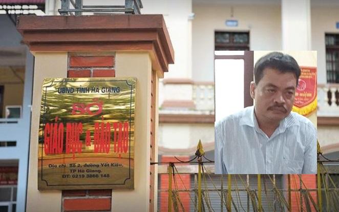"""Vụ gian lận thi cử ở Hà Giang: Nữ cán bộ công an đã """"nhờ"""" nâng điểm cho 20 thí sinh như thế nào? - Ảnh 1"""