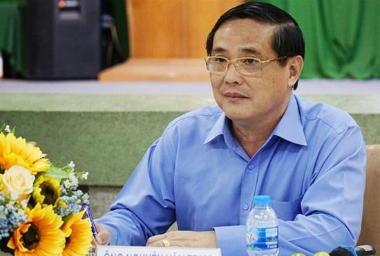 Phó giám đốc Sở NN-PTNT TP.HCM bị cảnh cáo vì có liên quan đến sai phạm ở SAGRI - Ảnh 1