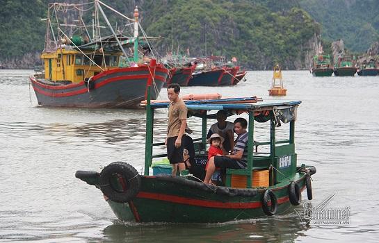 Bão số 3 chuẩn bị đổ bộ, các tỉnh Quảng Ninh, Thái Bình gấp rút chuẩn bị ứng phó - Ảnh 1