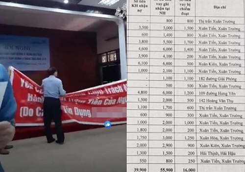Nam Định: Khởi tố nhân viên ngân hàng ngụy tạo hồ sơ chiếm đoạt 16 tỷ đồng chơi lô đề, cá độ - Ảnh 1