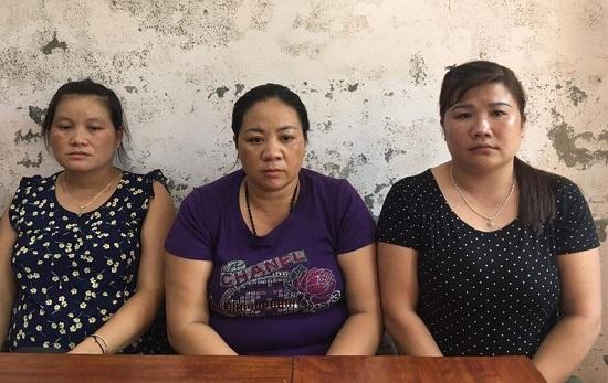 """Nghệ An: Khởi tố 3 """"nữ quái"""" lừa bán phụ nữ, trẻ em sang Trung Quốc - Ảnh 1"""