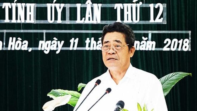 Kiểm tra dấu hiệu vi phạm của Ban Thường vụ Tỉnh ủy và Ban cán sự đảng UBND tỉnh Khánh Hòa - Ảnh 1
