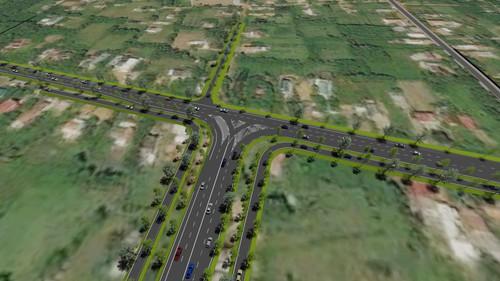 Tạm hoãn lễ khởi công dự án thành phần đầu tiên của cao tốc Bắc- Nam - Ảnh 1