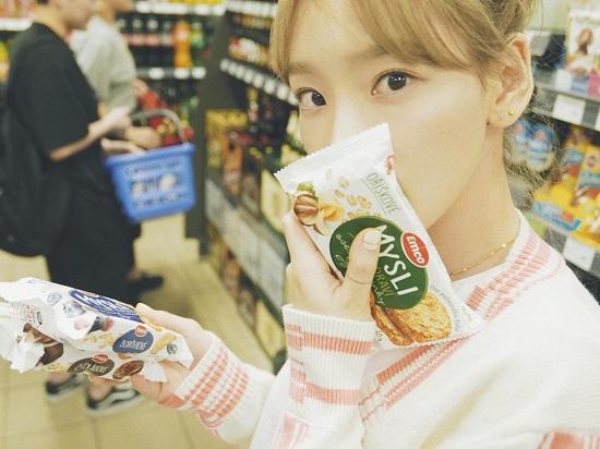 """Lý giải biệt danh """"Tư lé"""" mà fan đặt cho """"chị đại"""" Taeyeon - Ảnh 5"""