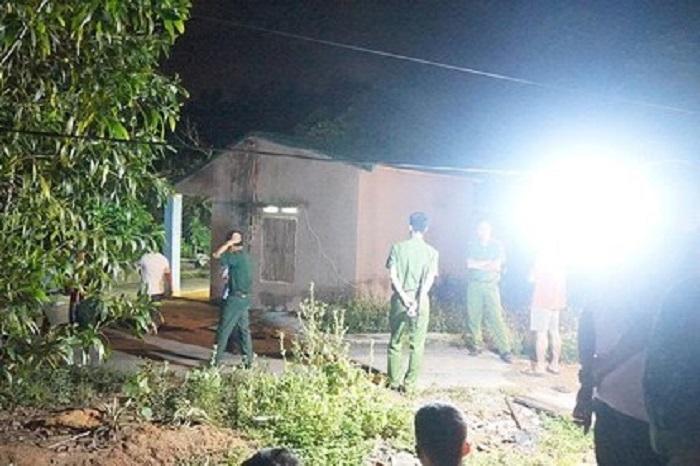 Quảng Ninh: Truy bắt nghịch tử dùng dao đâm bố và anh vợ tử vong vì ghen tuông - Ảnh 1