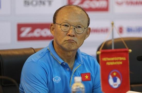 HLV Park Hang-seo công bố danh sách 24 cầu thủ sang Thái Lan, dự vòng loại World Cup 2022 - Ảnh 1