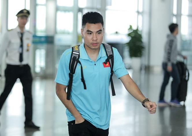 Thầy trò HLV Park Hang- seo lên đường sang Thái Lan, chuẩn bị thi đấu Vòng loại thứ 2 World Cup 2022 - Ảnh 4