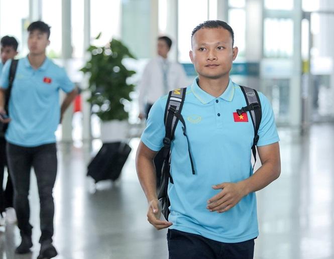 Thầy trò HLV Park Hang- seo lên đường sang Thái Lan, chuẩn bị thi đấu Vòng loại thứ 2 World Cup 2022 - Ảnh 7