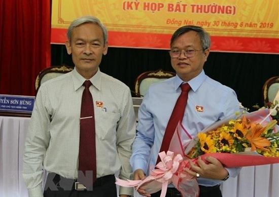 Thủ tướng phê chuẩn kết quả bầu chức vụ Chủ tịch UBND tỉnh Đồng Nai - Ảnh 1