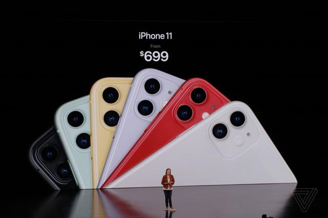 Giá bán chính thức của iPhone 11: Rẻ bất ngờ, dự báo bán rất chạy dù bị chê thậm tệ - Ảnh 2