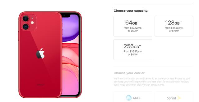 Giá bán chính thức của iPhone 11: Rẻ bất ngờ, dự báo bán rất chạy dù bị chê thậm tệ - Ảnh 3