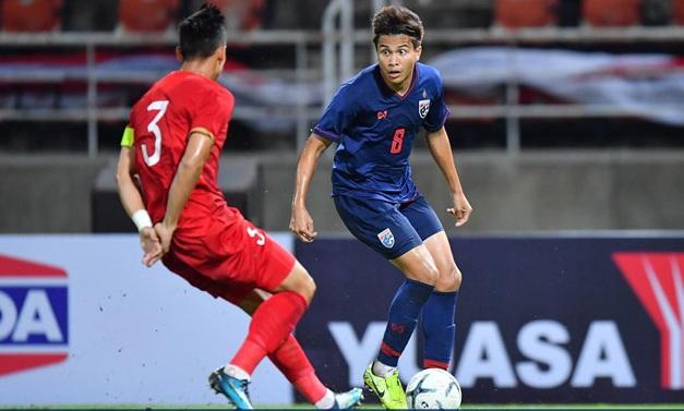 Thitipan gặp chấn thương, bỏ ngỏ khả năng ra sân ở trận gặp tuyển Việt Nam - Ảnh 1