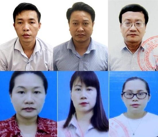 Vụ gian lận thi cử ở Hòa Bình: Khởi tố nguyên Trưởng phòng An ninh chính trị nội bộ - Ảnh 1