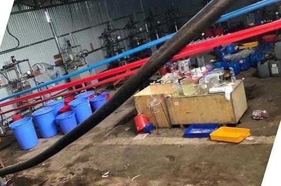 """Khởi tố nhóm đối tượng Trung Quốc trong đường dây sản xuất ma túy siêu """"khủng"""" - Ảnh 1"""