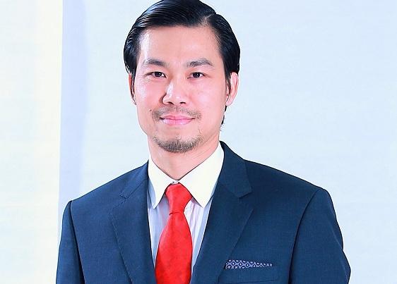 Chân dung tân Phó Tổng Giám đốc Techcombank - Ảnh 1