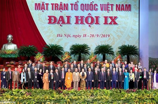 Thủ tướng Chính phủ phát biểu tại Đại hội đại biểu toàn quốc MTTQ Việt Nam - Ảnh 3