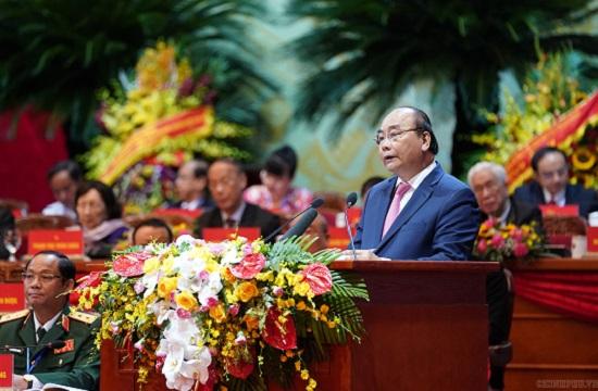 Thủ tướng Chính phủ phát biểu tại Đại hội đại biểu toàn quốc MTTQ Việt Nam - Ảnh 1
