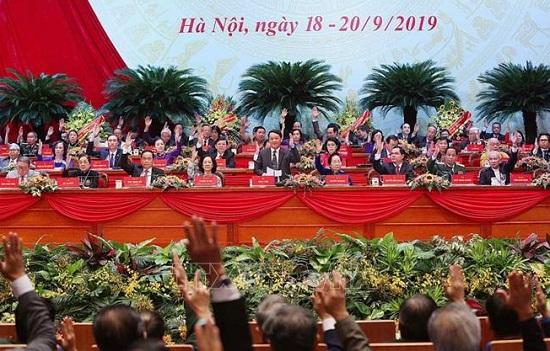 Hiệp thương cử Ủy ban Trung ương Mặt trận Tổ quốc Việt Nam khóa IX - Ảnh 1
