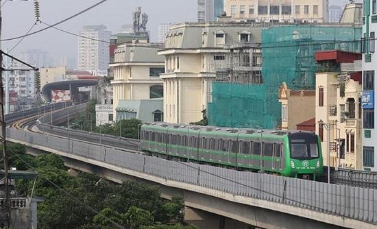 Dự án đường sắt Cát Linh-Hà Đông chậm tiến độ: Do chưa có sự thống nhất giữa tổng thầu và chủ đầu tư - Ảnh 1
