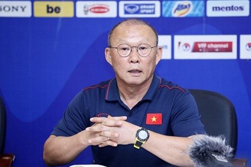 Tin tức thể thao mới nóng nhất ngày 22/9/2019: HLV Park Hang- seo không dành phiếu nào cho Cristiano Ronaldo tại giải FIFA The Best - Ảnh 1