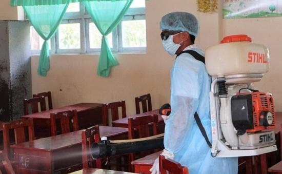 Tin tức thời sự mới nóng nhất hôm nay 26/9/2019: Hàng loạt học sinh ở Cà Mau nhập viện với cùng 1 triệu chứng - Ảnh 1