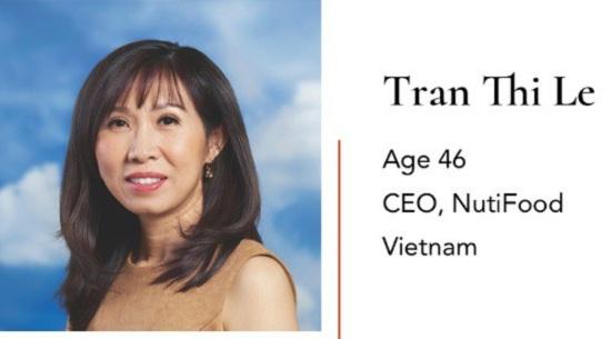 2 CEO Việt Nam lọt top nữ doanh nhân quyền lực châu Á 2019 - Ảnh 2