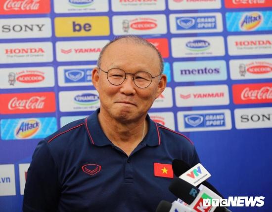 HLV Park Hang-seo nói điều bất ngờ sau khi chia bảng VCK U23 châu Á 2020 - Ảnh 1